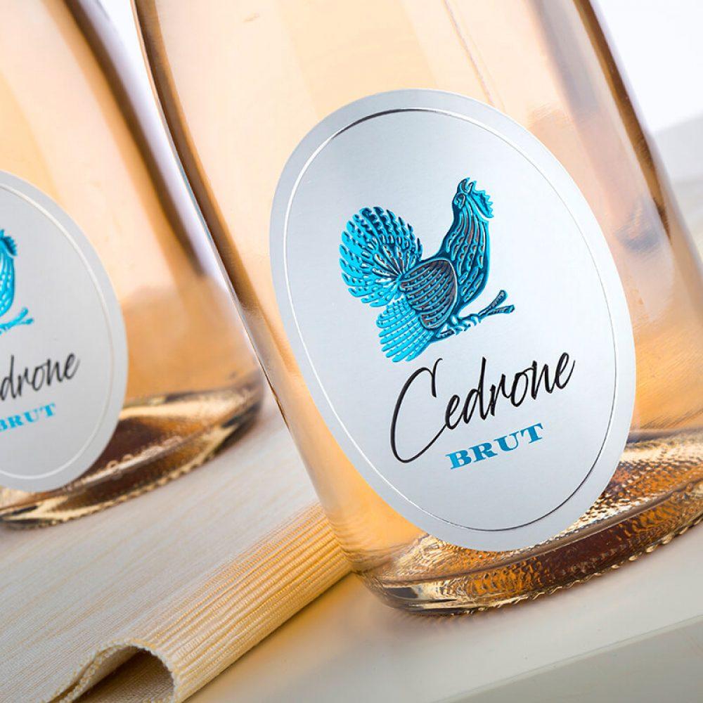 Cantina Val di Luna winery label