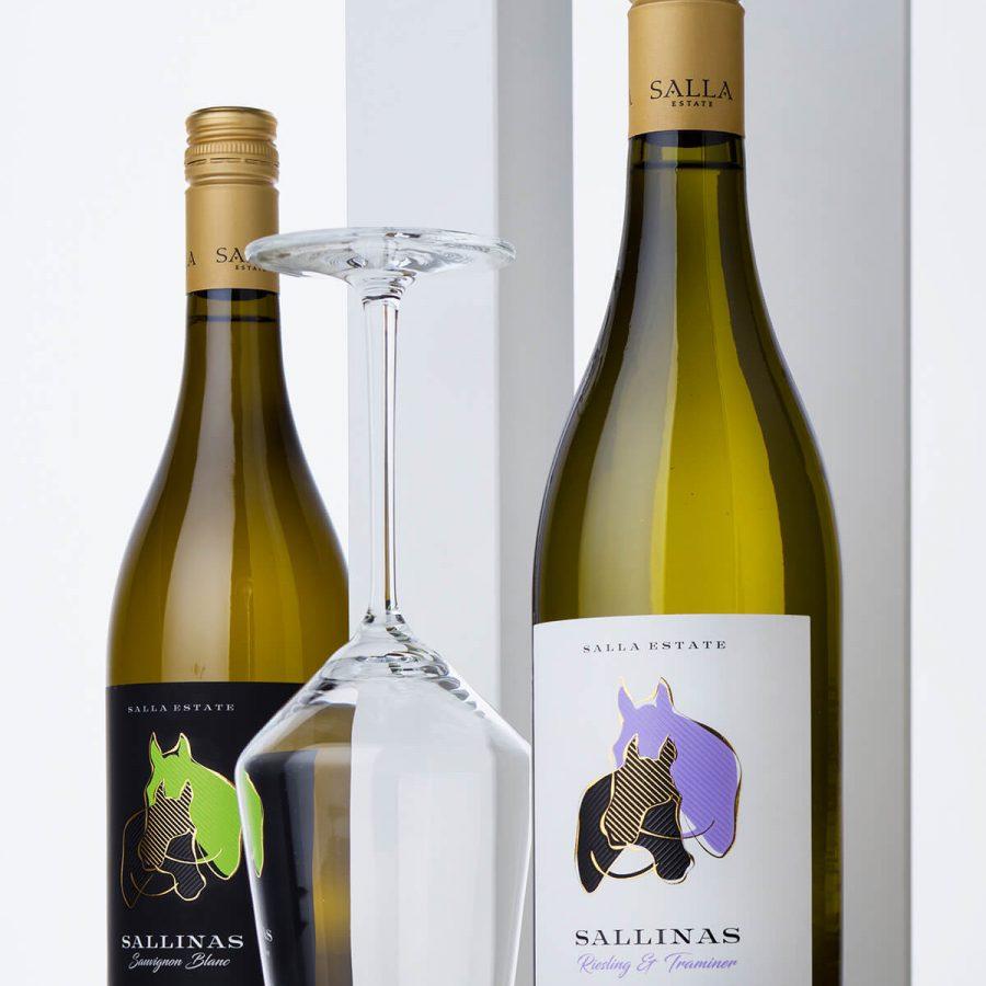 Design of Sallinas Label - Dagaprint - Bulgaria