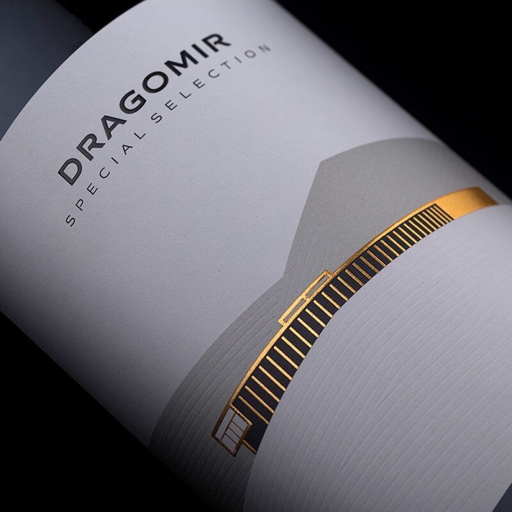 Dragomir Estate Winery - printed by Printing House Daga