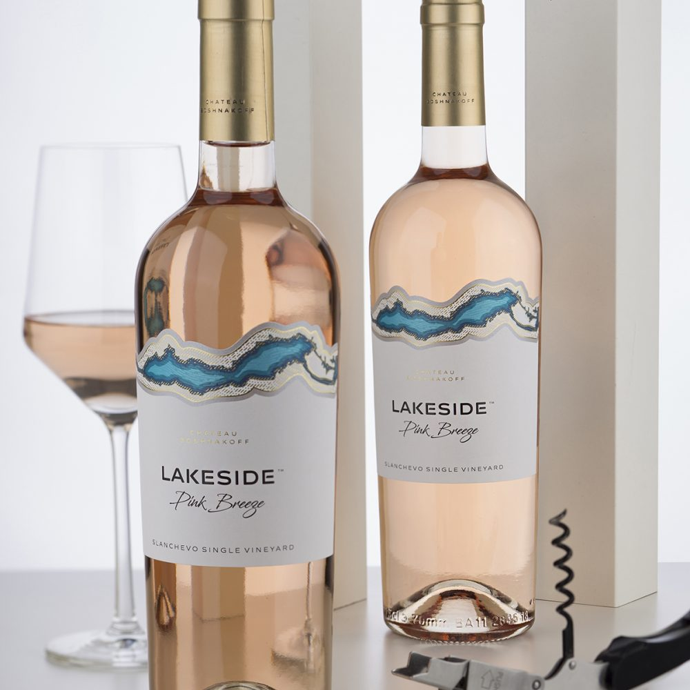 Lakeside Wine Labels