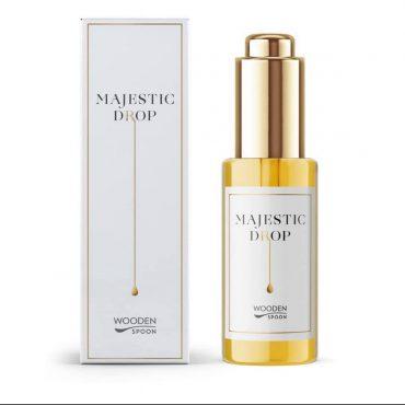 Majestic Drop Label by Printing House Daga - Bulgaria