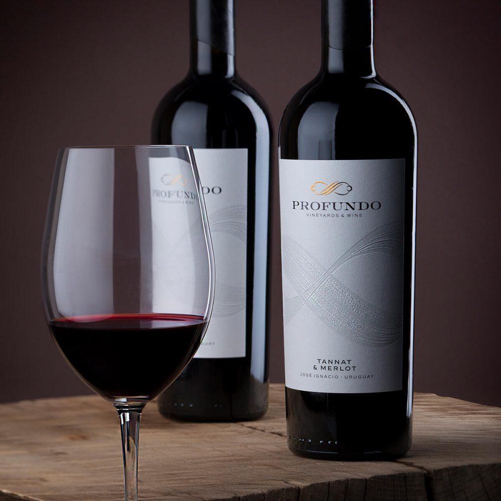 Profundo Vineyards & Wine - printed by Printing House Daga