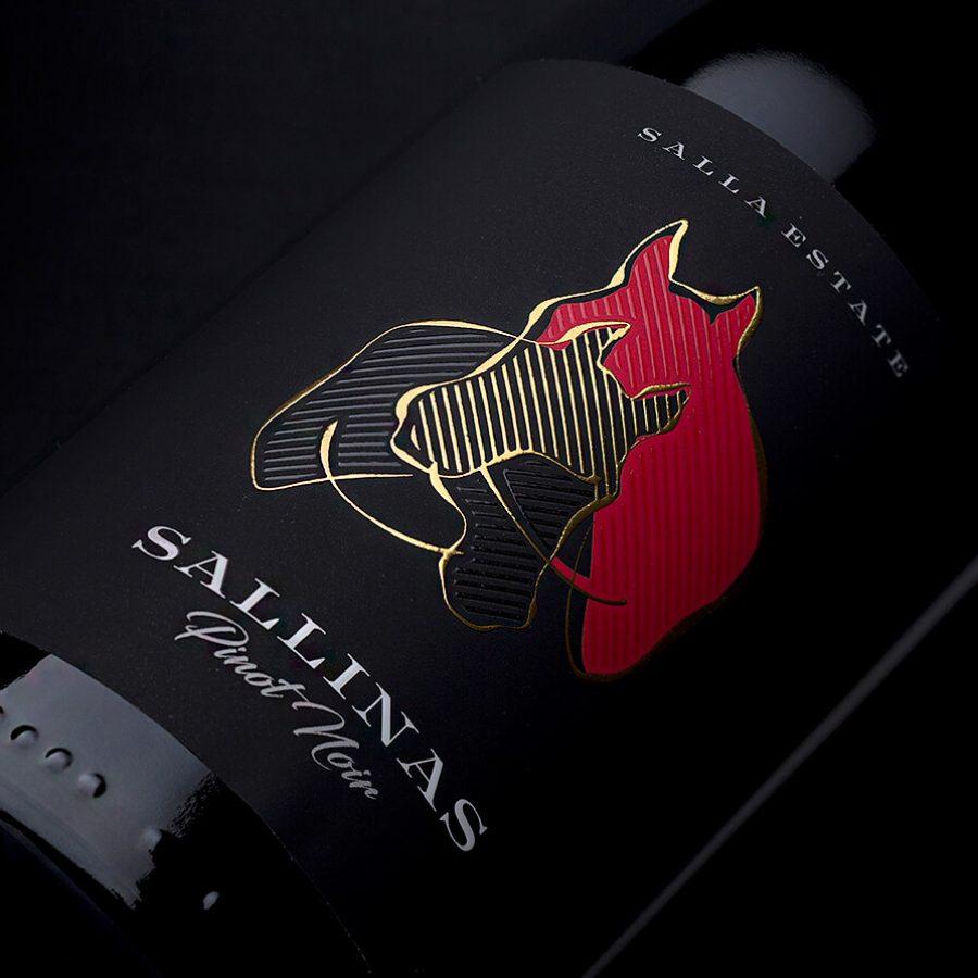 Sallinas Wine Label - Dagaprint
