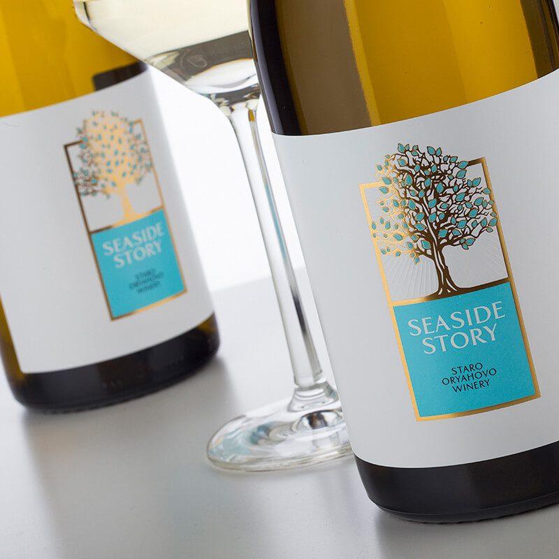 Seaside Story Wine Brand
