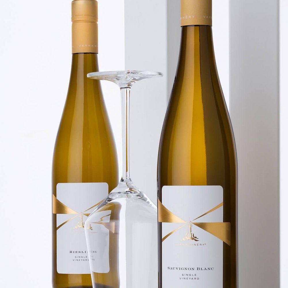 Varna Winery label design