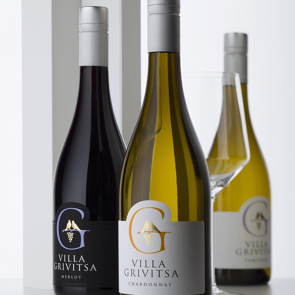 Villa Grivitsa Labels