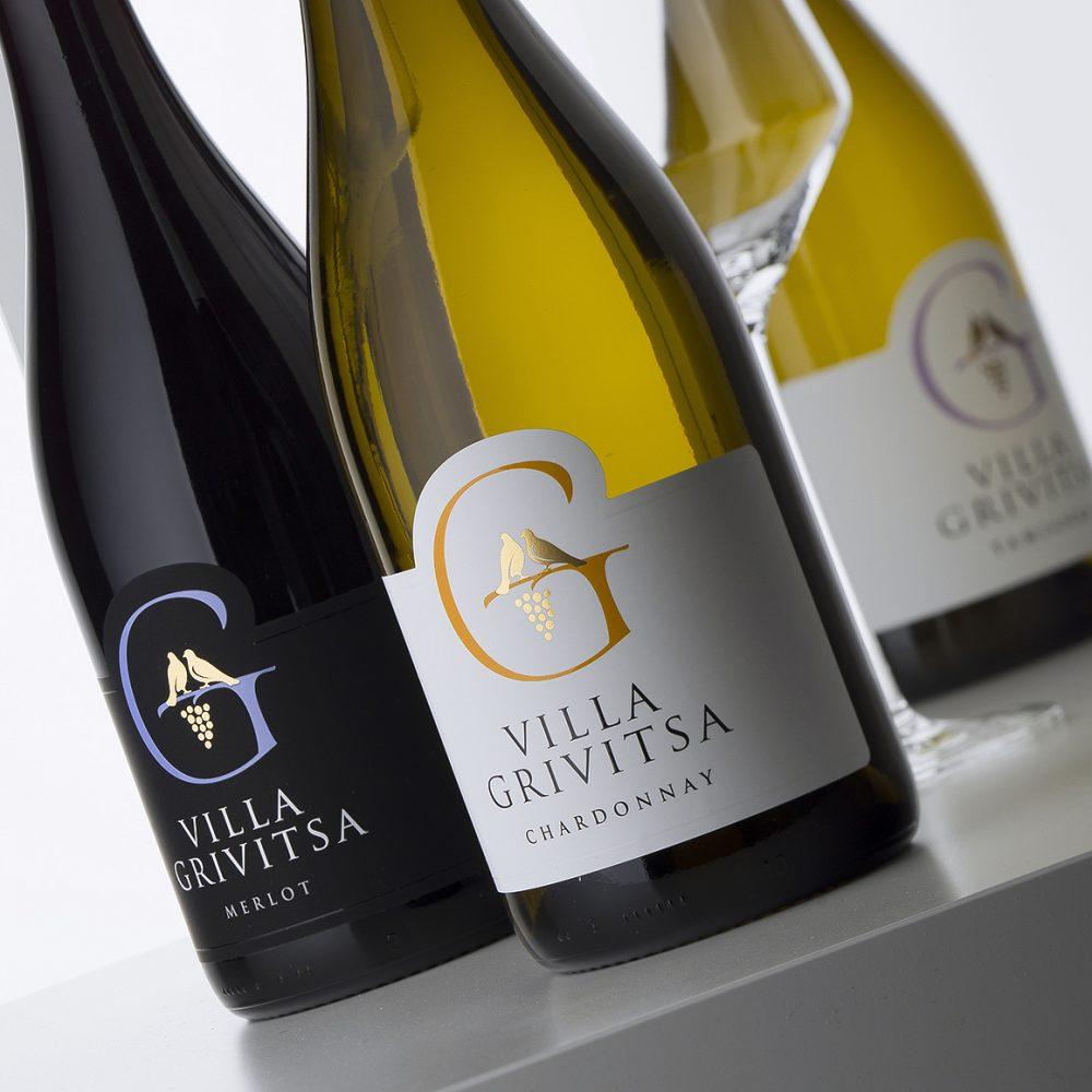 Villa Grivitsa Wines